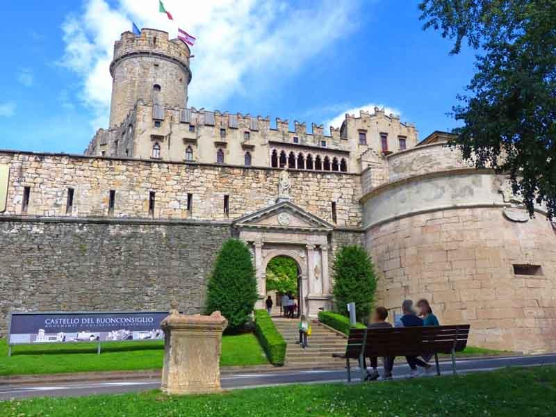 Trento castello